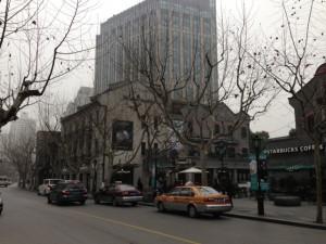 上海 風景