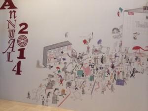 イタリア・ボローニャ国際絵本原画展 2014